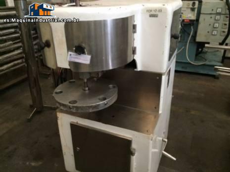 Embalaje y cierre de la máquina tubo cosmético semiautomático Meteor
