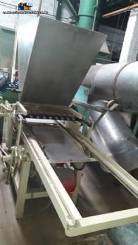 Máquina extrusora de caramelo Piróg