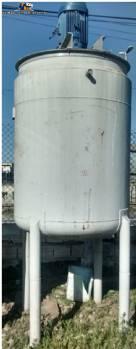 Tanque mezclador 2,000 L