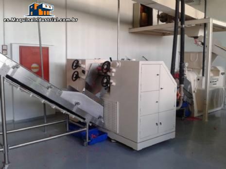 Homogeneizador con 3 cilindros