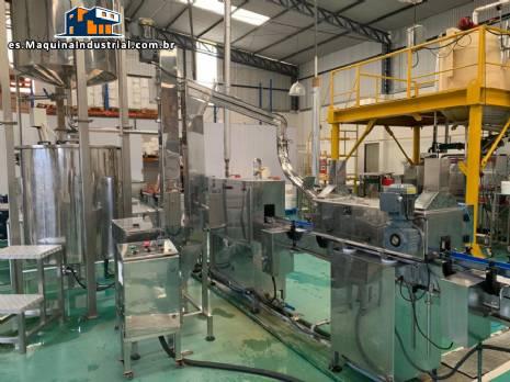 Fabricación de conservas de aceitunas