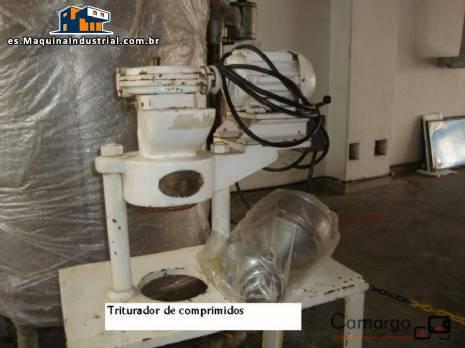 Trituradora industrial - Fabbe