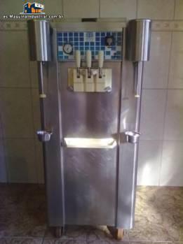 Máquina del helado expresó Bertollo