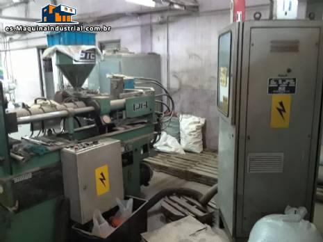 Máquina de moldeo por inyección PIC