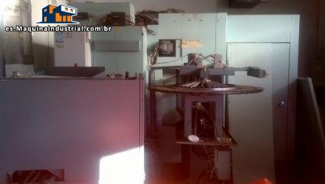 Centro de mecanizado del fabricante Deckel Maho