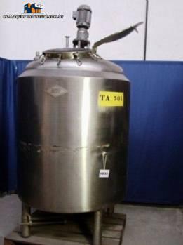 Reactor para agua-J