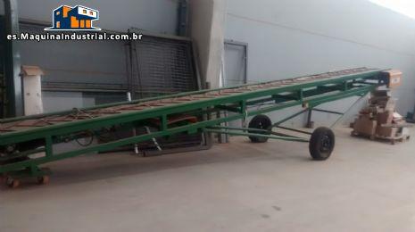 Banda transportadora para camiones Helomaq