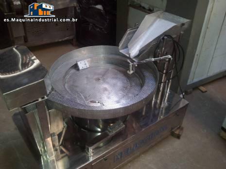 Pesadora vibratoria para productos sólidos JHM