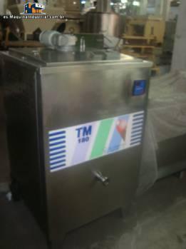 Tina de helado maduración 180 litros fabricante R.Camargo