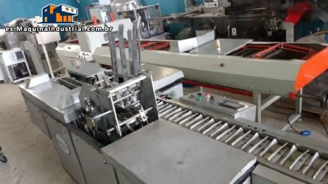 Máquina de encuadernación IWKA